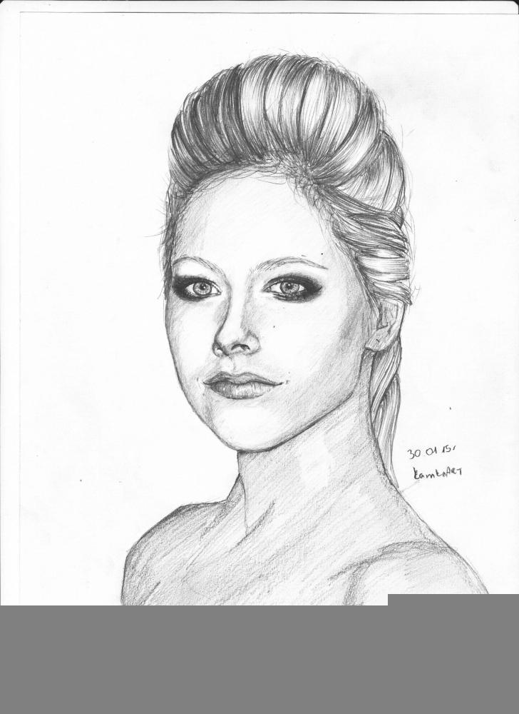 Avril Lavigne par ciastkozdzemem